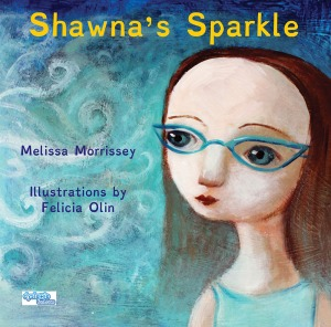 Shawna's Sparkle - front cover 1000